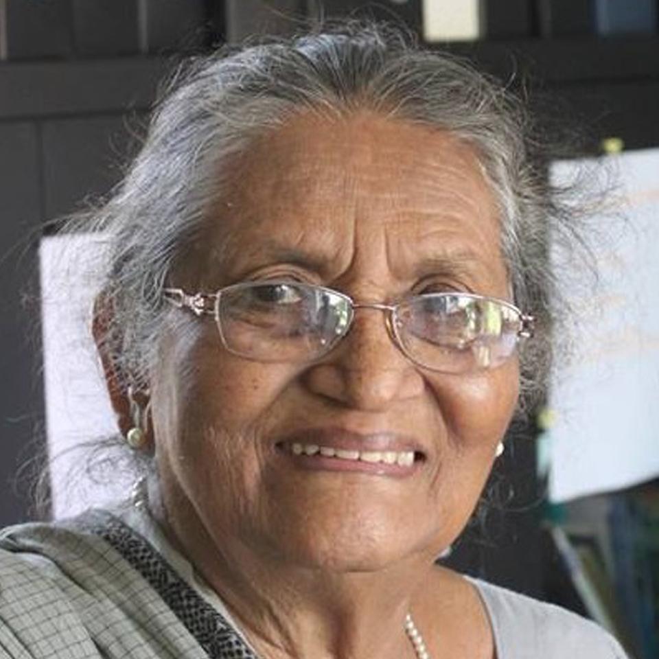 LATE MS. Kamini Vitharana