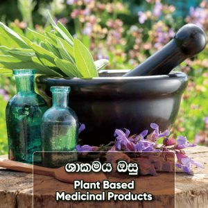Plant Base Medicinal Products